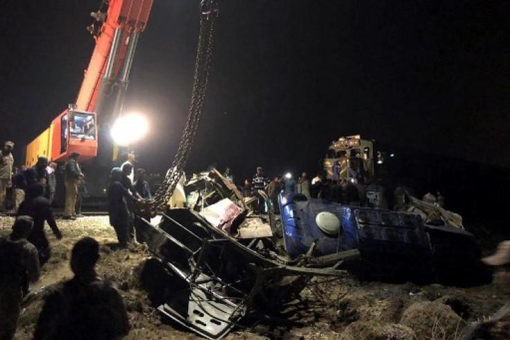 Nesreća u Pakistanu