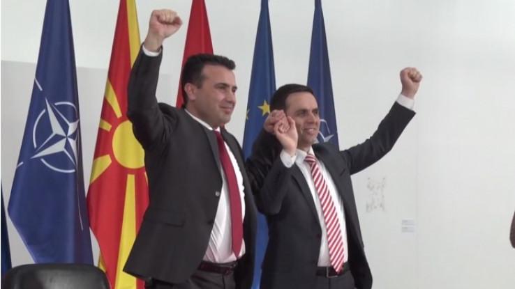 Zaev i Kasami