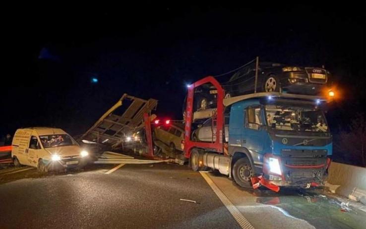 Nesreća na autoputu