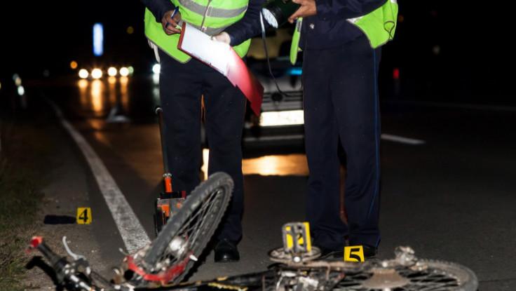 Biciklista prevezn u bolnicu