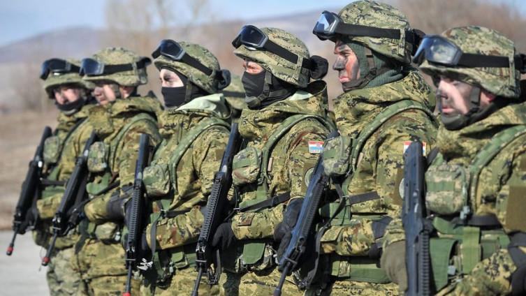 Hrvatska vojska spremna braniti granicu