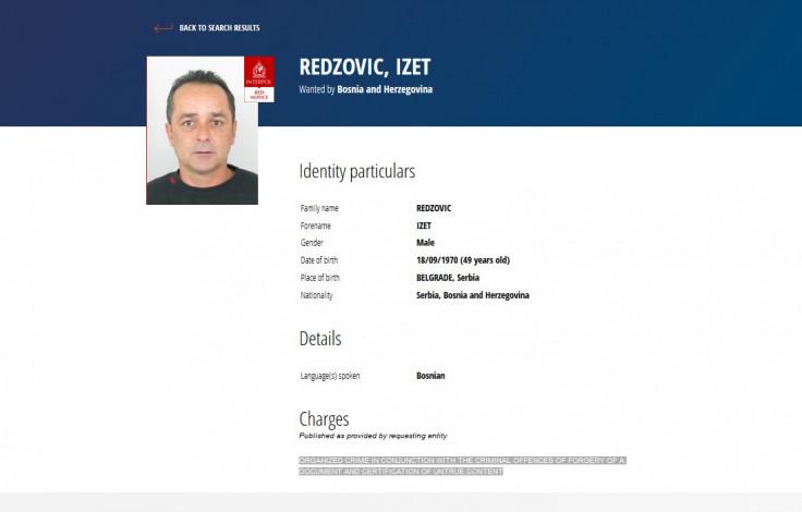 Redžović: Ima dvojno državljanstvo