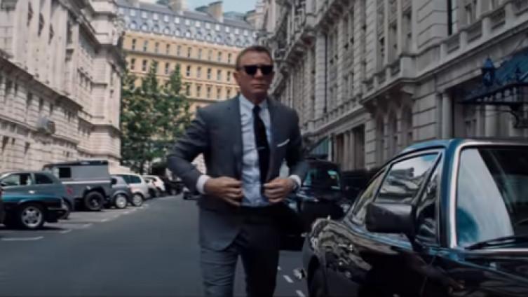 Posljednji put će se u ulozi agenta 007 naći Danijel Krejg