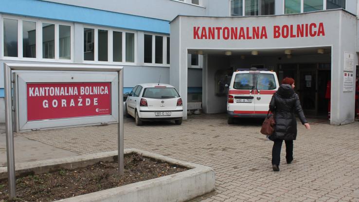 Kantonalna bolnica: Bit će adaptiran dio prostora