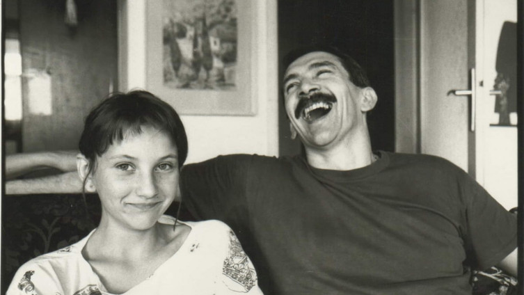 Sabina s ocem Mustafom Hajrulahovićem:  Svaka godina je sve teža