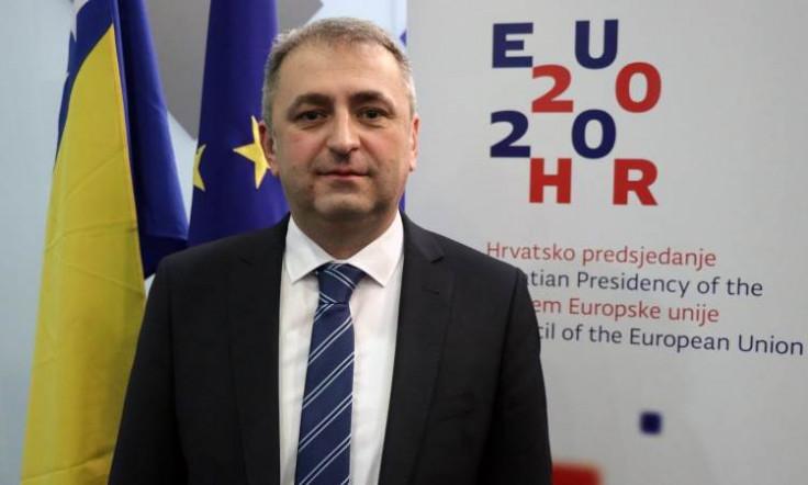 Sabolić: Hrvatska snažno podržava euroatlantski put BiH