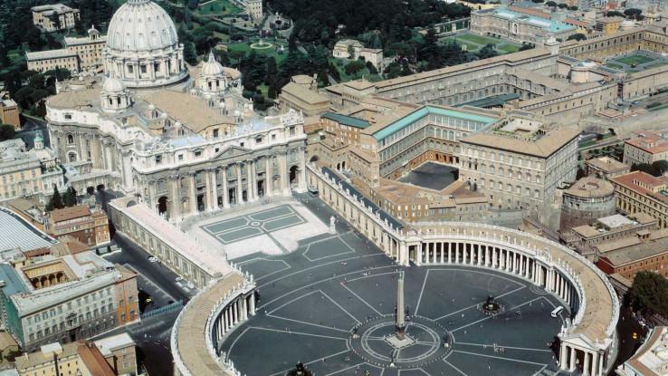 Vatikan: Grad država u srcu Rima