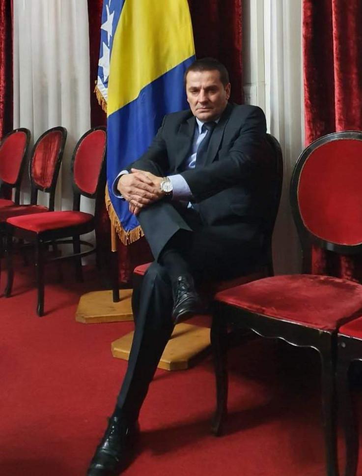 Faruk Zupčević: Direktor KPZ-a Sarajevo