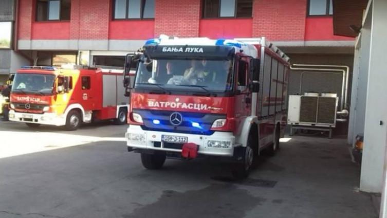 Ugašen požar