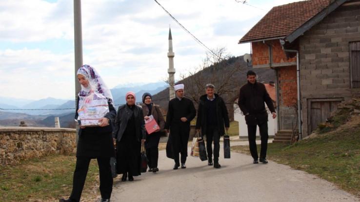 U selu Gorani kod Konjica sedmo dijete obradovalo je porodicu Subašić