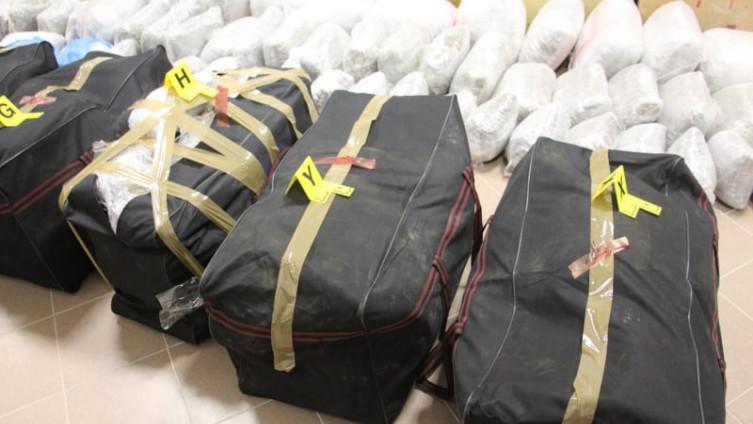 U Stocu pronađene stotine vreća