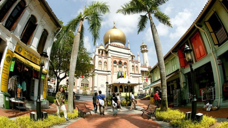 Džamija u Singapuru