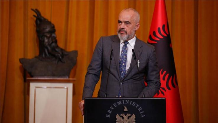 Edi Rama - Avaz, Dnevni avaz, avaz.ba