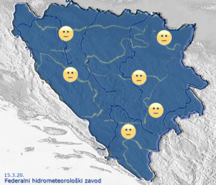 Biometeorološka prognoza za danas  - Avaz, Dnevni avaz, avaz.ba