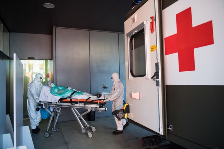 Švicarska berza potonula zbog naglog porasta oboljelih