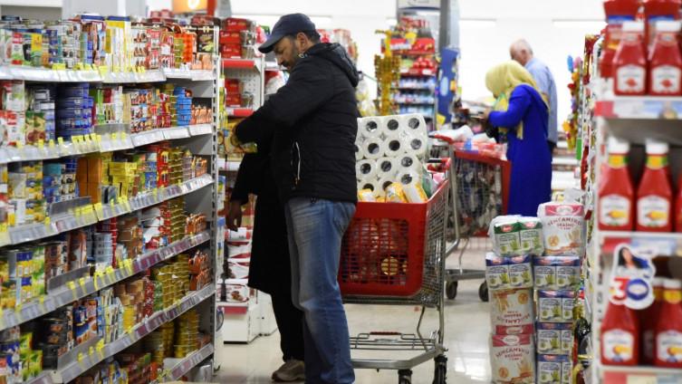 Građani kupuju velike količine hrane