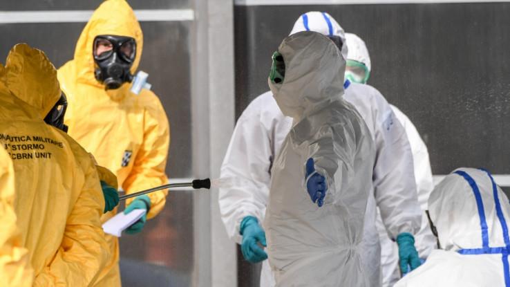 Koronavirus je nezaustavljiv - Avaz, Dnevni avaz, avaz.ba