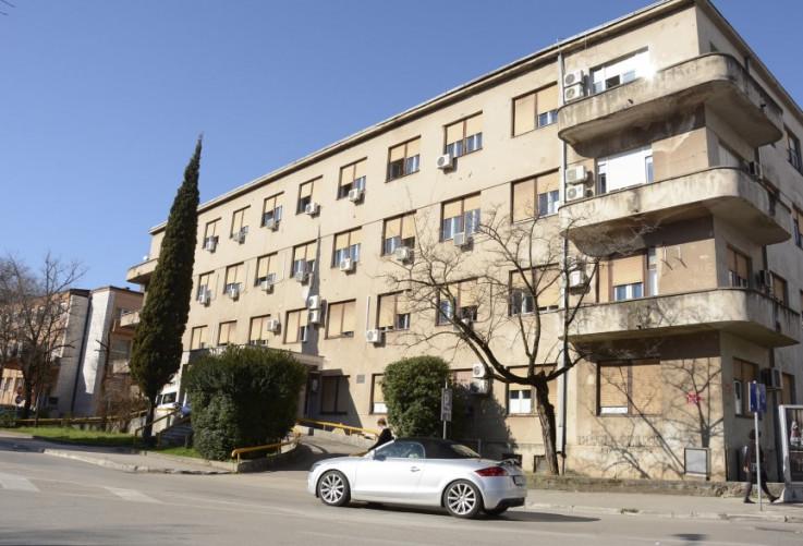 Infektivna klinika u Mostaru