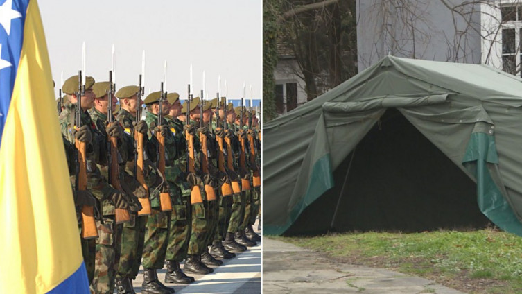 Šatori će biti postavljeni i u Bijeljini, Bosanskoj Dubici i Višegradu
