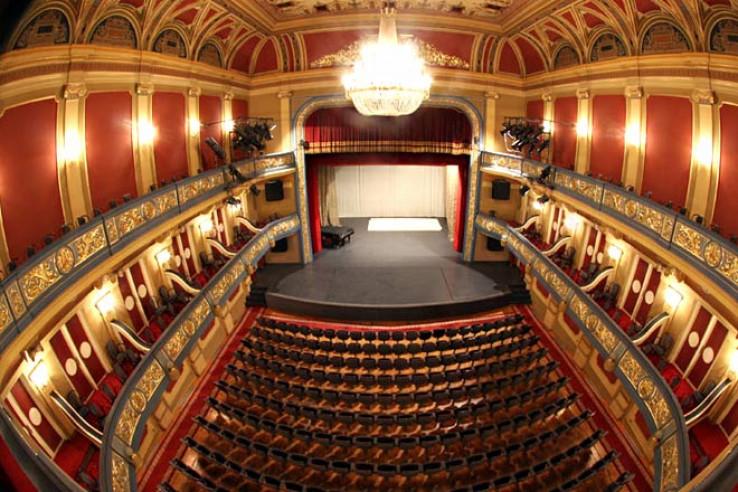 Dvorana Narodnog pozorišta Sarajevo
