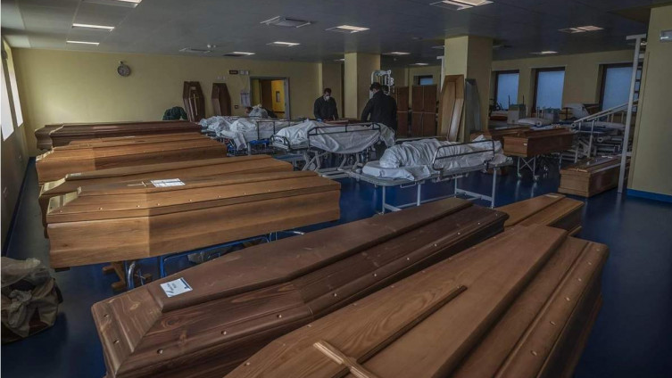 Italija: Jučer umrlo 800 osoba