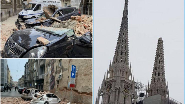Veliki broj zgrada oštećen