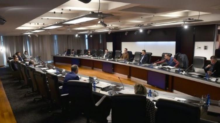 Stalna zasjedanja u Vladi Crne Gore
