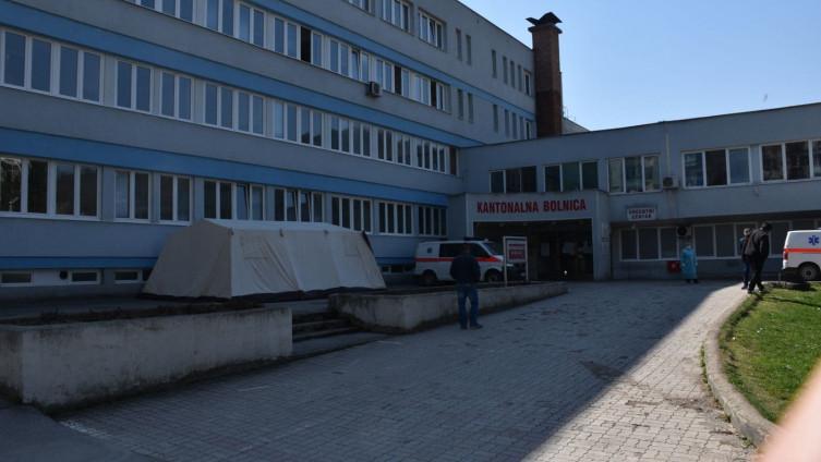 Kantonalna bolnica u Goraždu