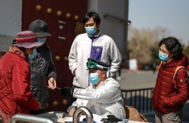 Prošla opasnost u Kini
