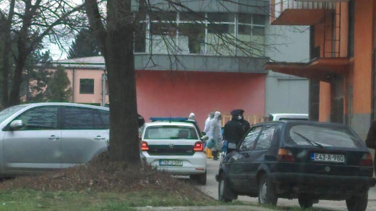 Jučer su blokirani firma BNT TMiH i soliter u centru grada