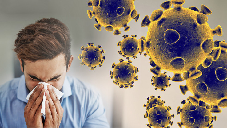 Koronavirus širi se kapljičnim putem i preko predmeta