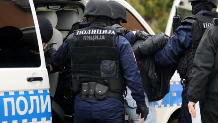 Policajci suspendirali kolege