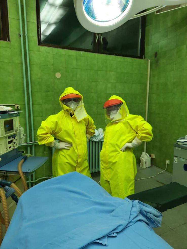 Timski rad u bijeljinskoj bolnici