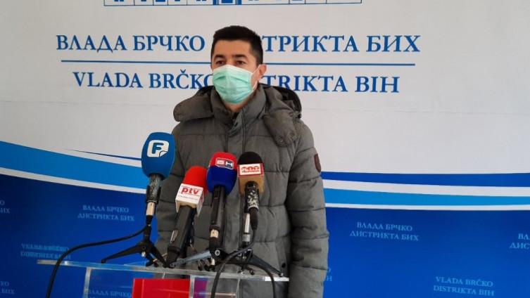 šef Inspektorata Brčko distrikta Damir Bulčević