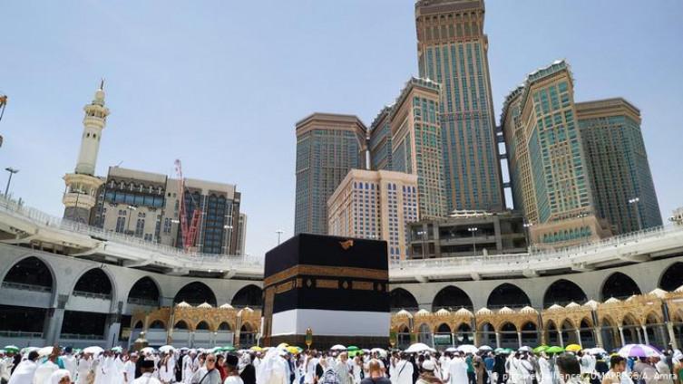 Naređeno zatvaranje Rijada, Meke i Medine