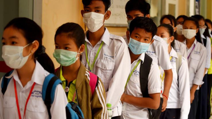Kina je uspostavila Centralnu upravu za odgovor na epidemiju