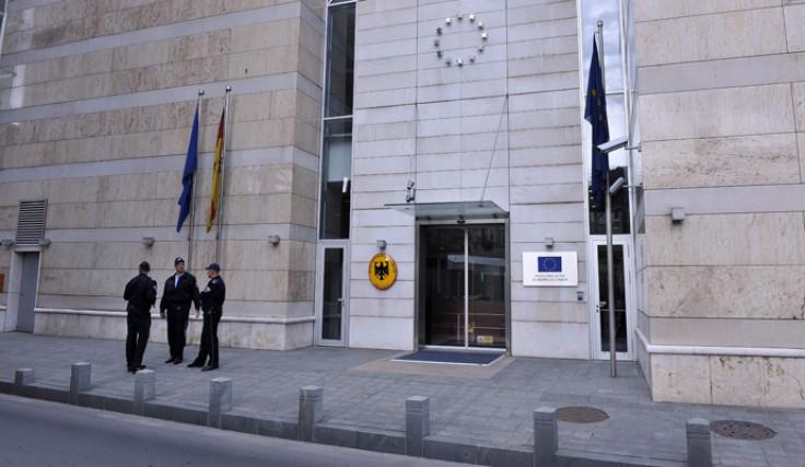 Zgrada Delegacije EU u BiH