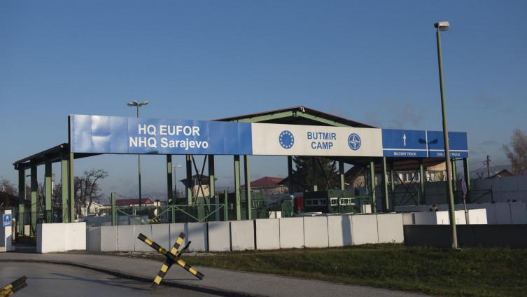 Pripadnik EUFOR-a zaražen koronavirusom u izolaciji u bazi Butmir