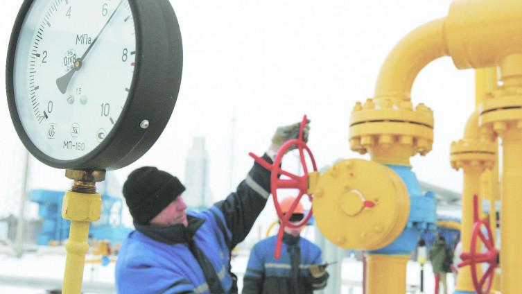 Snabdijevanje plinom uredno