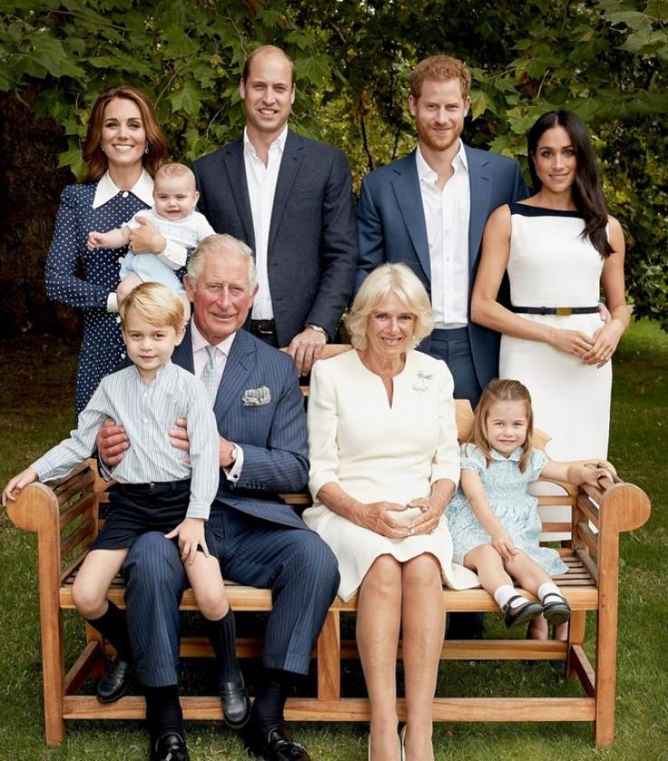Članovi britanske kraljevske porodice