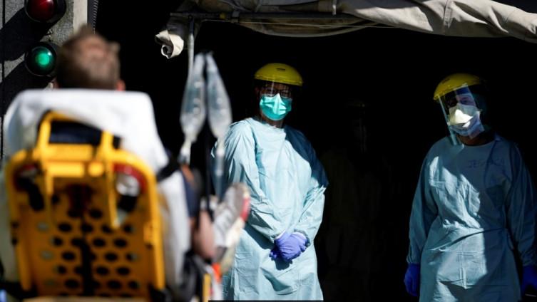 Pacijent stiže u bolnicu u glavnom gradu Belgije Briselu