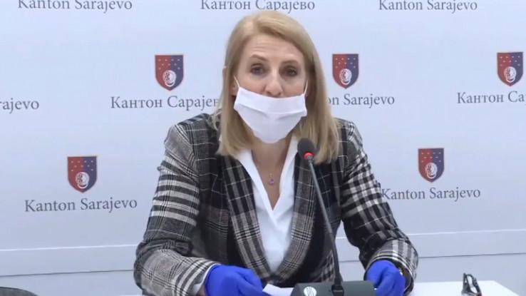 Ministrica Glamočak: Radnici komunalnih preduzeća ne mogu ući u objekt bez zaštitnog odijela