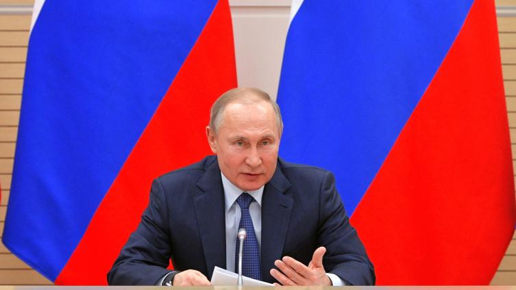 Putin: Iznio prijedlog