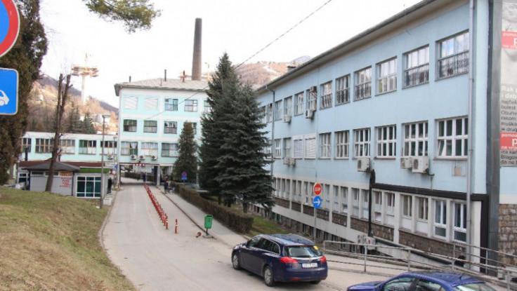 Kantonalna bolnica u Zenici