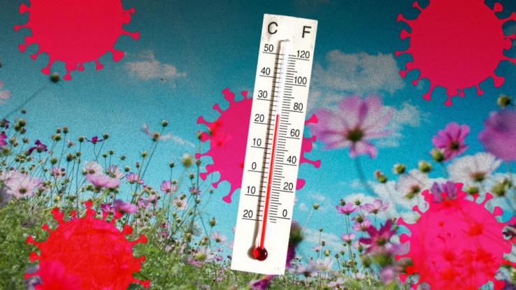 Gdje god su temperature bile niže, broj slučajeva Covida-19 počeo se brzo povećavati