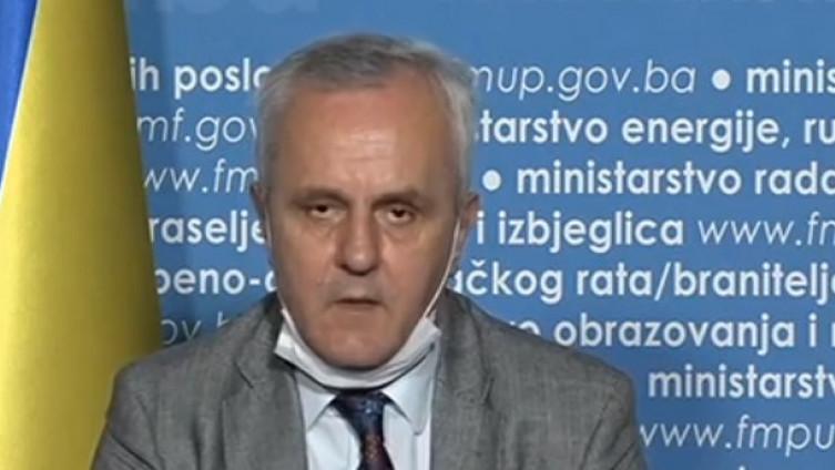 Direktor Federalnog zavoda PIO/MIO Zijad Krnjić