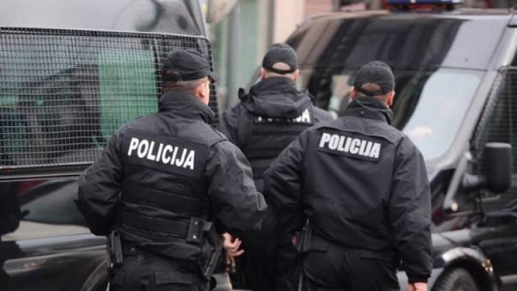 Policija uhapsila svatove
