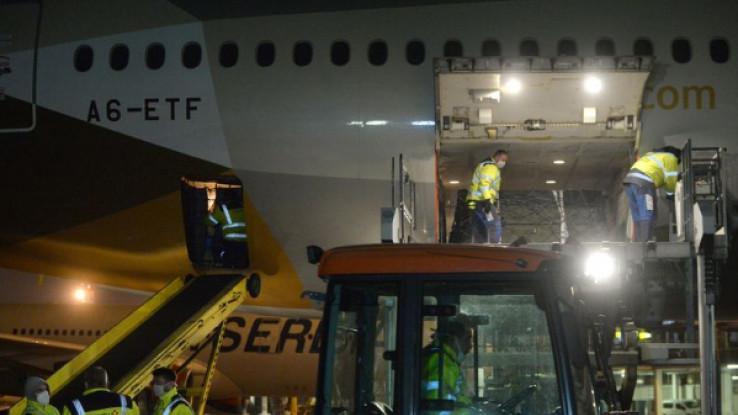 UAE dostavili pomoć Srbiji