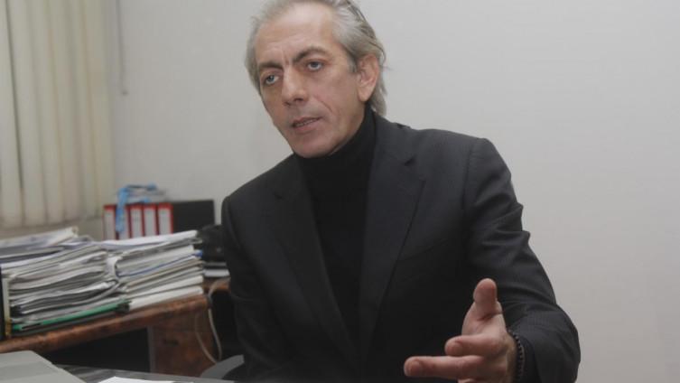 Dekan Veterinarskog fakulteta u Sarajevu Nihad Fejzić