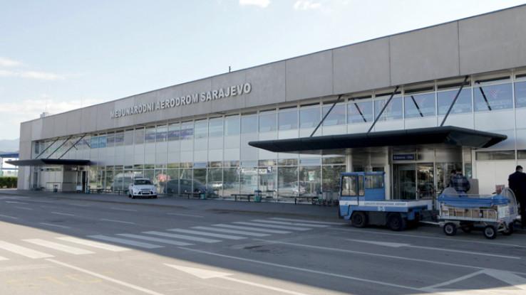 Međunarodni aerodrom Sarajevo od sutra zatvoren